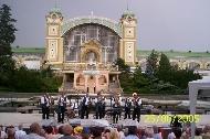 Křižíkova fontána 25.6.2005