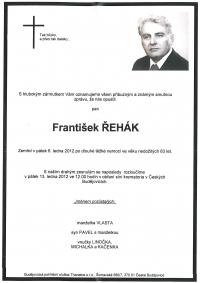 Babouci - nejstarší jihočeská dechovka  - František Řehák