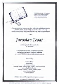 Babouci - nejstarší jihočeská dechovka  - zemřel Jaroslav Tesař
