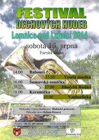 Babouci - nejstarší jihočeská dechovka - Lomnice n/Lužnicí-12.8.2017