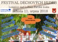 Babouci - nejstarší jihočeská dechovka  - Lomnice n/Lužnicí-11.8.2018