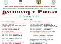 Babouci - nejstarší jihočeská dechovka  - Pezinok (SK) 18.8.2018