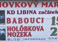 Babouci - nejstarší jihočeská dechovka  - Libina 15.9.2018