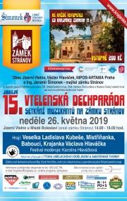 Babouci - nejstarší jihočeská dechovka  - Jizerní Vtelno 26.5.2019